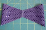 Step 10: Here's the bow-tie!